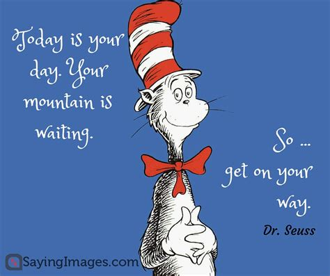 Day Dr 40 favorite dr seuss quotes to make you smile sayingimages