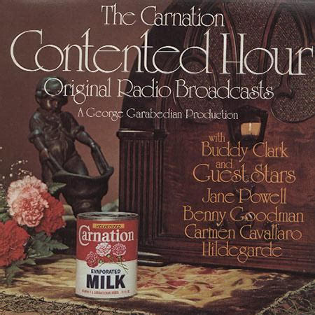 Carnation original radio broadcast the carnation contented hour