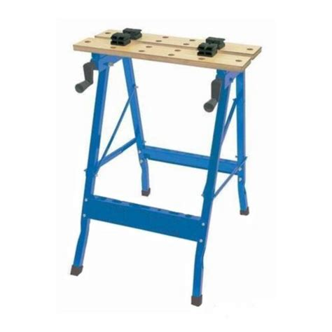 benchmark portable work bench portable workbench work bench workmate vice lightweight ebay