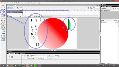 cara membuat jam digital flash 8 cara membuat jam analog dengan flash 8 everything about