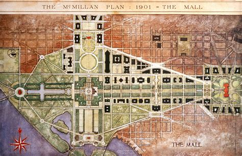 Layout Of The Mall In Washington Dc | national mall history national mall coalition