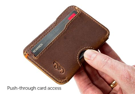 Wallet Gift Card - slim credit card wallet for men by pad quill