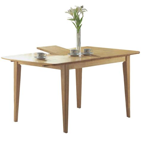 Butterfly Leaf Maple Dining Table In Dining Tables Butterfly Leaf Dining Tables