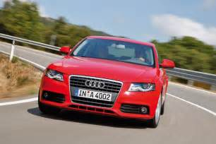 Most Popular Audi Audi A4 Is Germany S Most Popular Premium Car In 2008