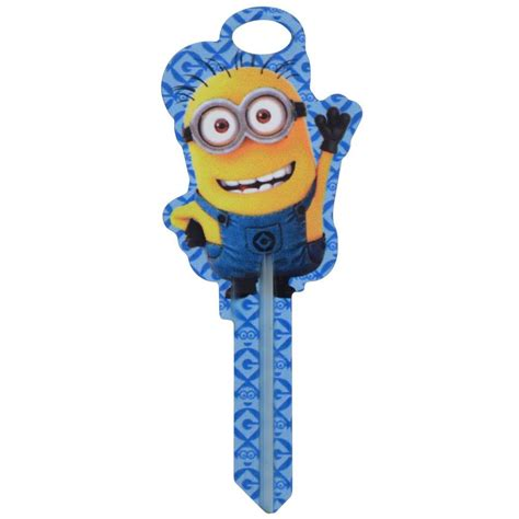 the hillman 66 minions house key 94475 the home depot