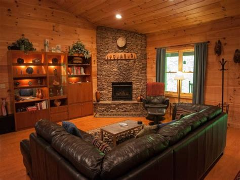 beautiful log home interiors beautiful log cabin interior color schemes using modern wood shelving units indoor