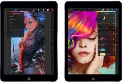 sketchbook pro canvas size illustration app procreate adds support for 64 bit
