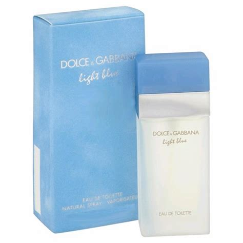 light blue eau de toilette perfume authentic light blue perfume by dolce gabbana 3 4 oz