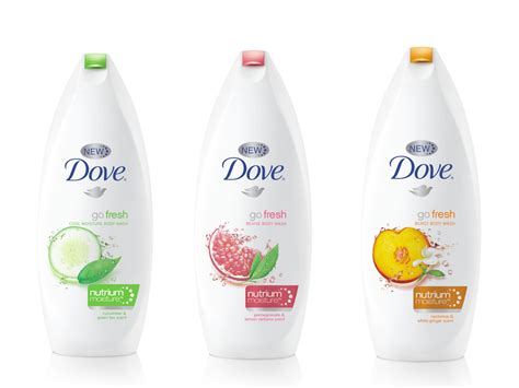 Dove Shower Gel by The Brady Bunch Budget Luxury