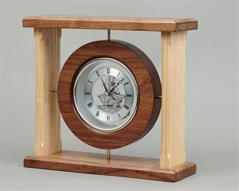 gold faced clock beveledge silver faced clock beveledge