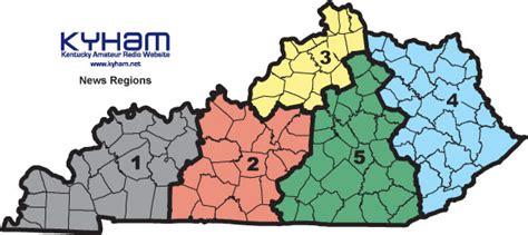 Region Of Kentucky by Contact The Kyham News Staff 171 Kentucky Radio News