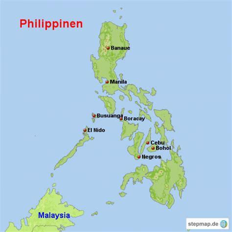 wo liegen die philippinen philippinen trauminseln im pacific