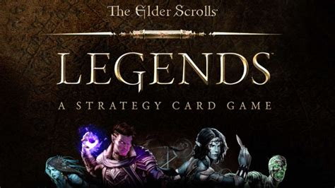 The The Legend the elder scrolls legends preview a legend in the