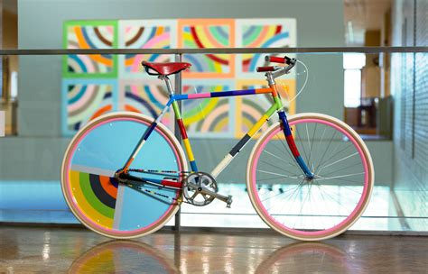 design milk bicycles when art meets transport stylish bikes inspired by works