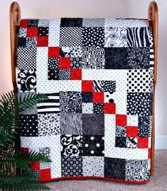 black and white baby quilt pattern black white quilts on pinterest