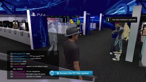 playstation home e3 booth 2013 part 1