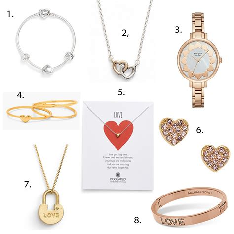 valentines jewelry for him s day gifts for him on