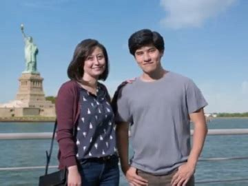 asian american actress liberty mutual liberty mutual commercial 24 hour roadside assistance
