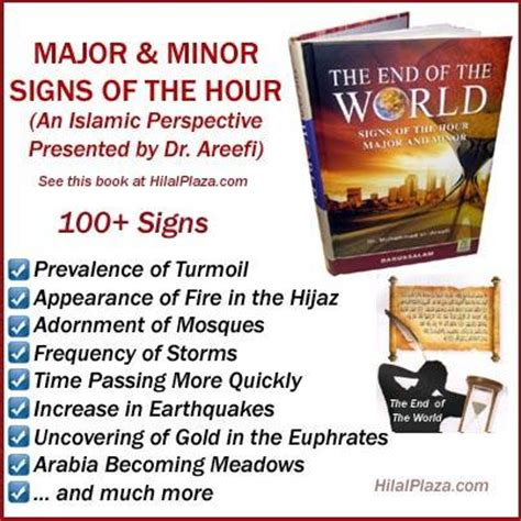 Islamic Cloth Islam The World end of the world minor and major signs of the hour