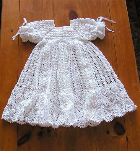 pattern newborn dress free crochet baby dress patterns christening gown