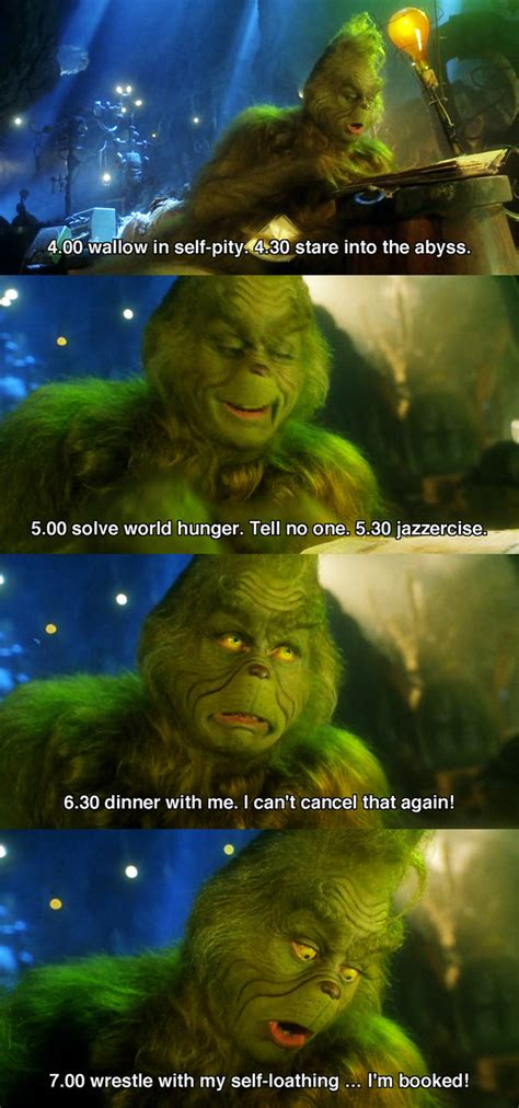 from the grinch the 12 most relatable quotes from quot the grinch quot