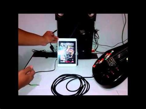 Usb Efek Gitar Android iphone sebagai efek gitar irig