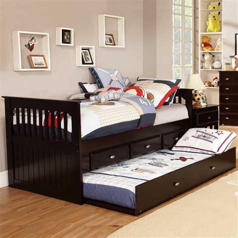 Kasur Sorong Untuk Anak tempat tidur sorong untuk kamar anak minimalis jati