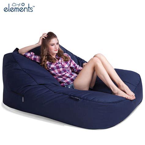 Cocolatte Pockit 789 Purple Blue outdoor bean bags satellite sofa atlantic bean bags australia
