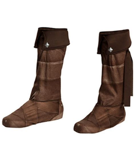costume boot covers prince of dastan boot covers child boot covers