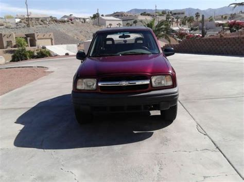 auto air conditioning repair 2002 chevrolet tracker parking system find used 2002 chevy geo tracker 5 speed 4x4 new top tow bar a c ps pb 113 k miles in lake