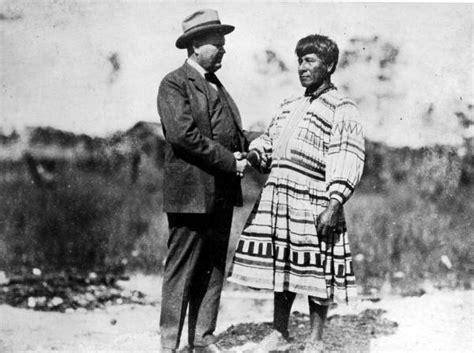 the seminole indians of florida genealogy trails happy florida memory governor john w martin meeting seminole