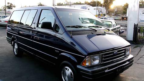 Astro Ford 1996 ford aerostar xlt 4x4 minivan astro mini kombi 2