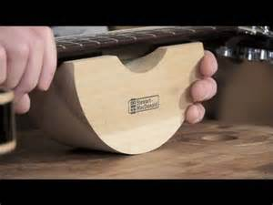 guitar bench rest neck support for guitar repairs