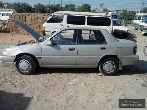 manual cars for sale 1993 hyundai excel parking system used hyundai excel 1993 car for sale in rawalpindi 1115358 pakwheels