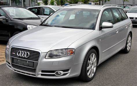Audi A4 Avant B7 by File Audi A4 B7 Avant 20090712 Front Jpg