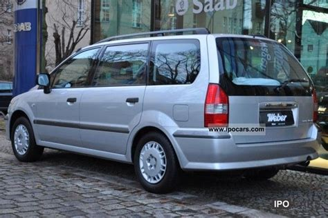 2002 mitsubishi cool air space wagon 7 seater electric