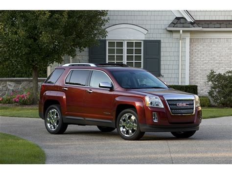2011 gmc terrain interior 2011 gmc terrain interior u s news world report