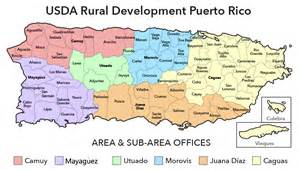 usda rd image gallery labeled map with pr