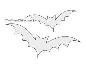 Bat silhouette stencil free stencil gallery