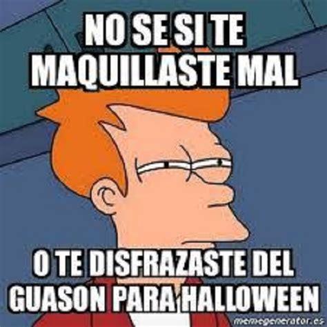 Memes De Halloween - memes de halloween imagenes chistosas
