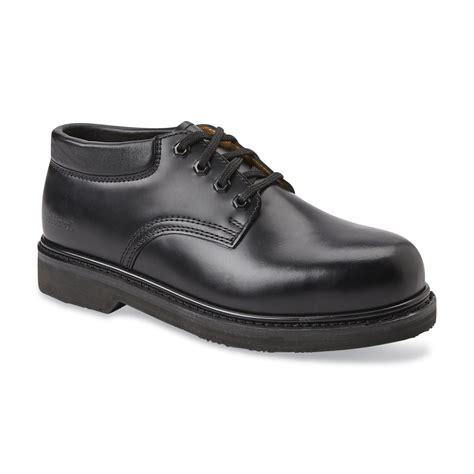 die oxford shoes diehard s black soft toe work oxford