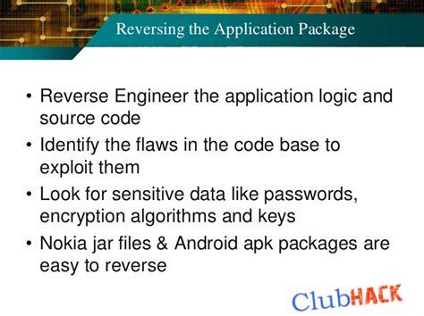 how to convert apk file to source code pentesting mobile applications prashant verma