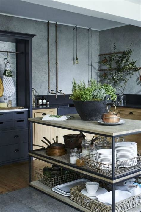 industrial kitchen island 2018 25 industrial kitchen islands to make a statement digsdigs