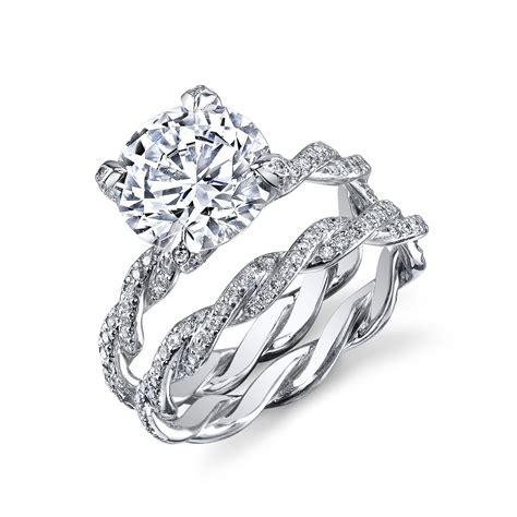infinity setting the infinity set michael b jewelry