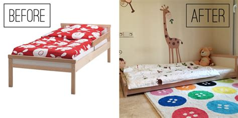 lade da parete leroy merlin the ikea montessori bed la tela di carlotta