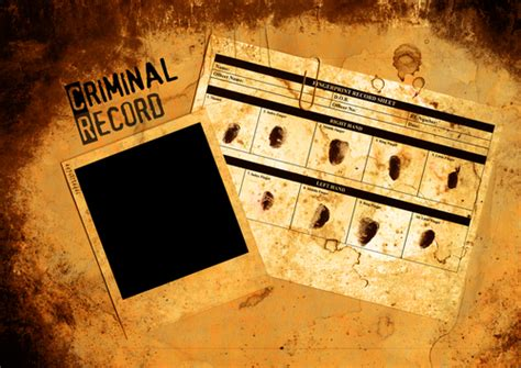 The Of A Criminal Record Criminal Background Screening Employers Corporate Counsel From The Sidebar