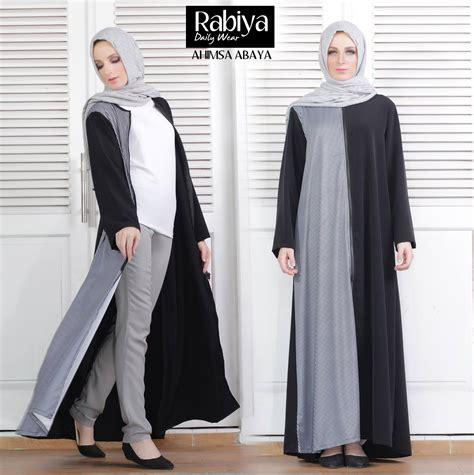 Gamis Tunik ahimsa tunik baju muslim gamis modern
