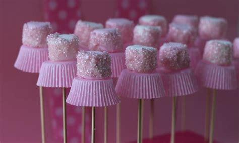 Paper Decorations To Make At Home ballerina marshmallow pops kidspot