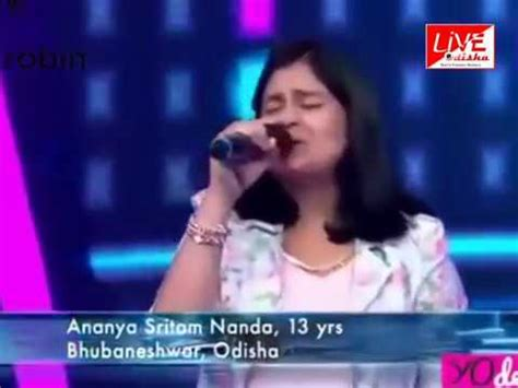 indian idol junior 2015 ep 19 youtube ananya nanda junior indian idol youtube