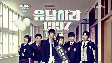 Dvd Drama Korea Reply 1997 Answer Me 1997 wwatd answer me 1997 the vegan 8 korean